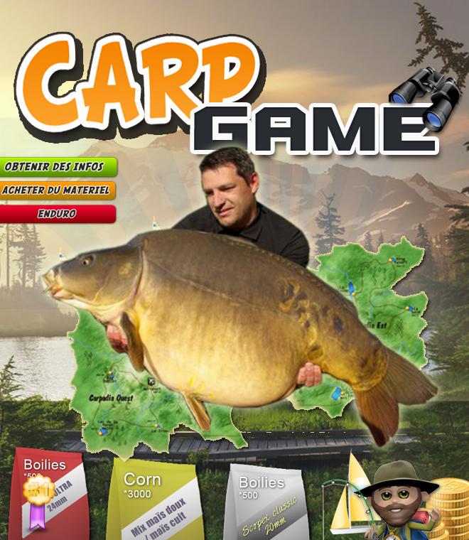 carpgame jeu de pêche à la carpe